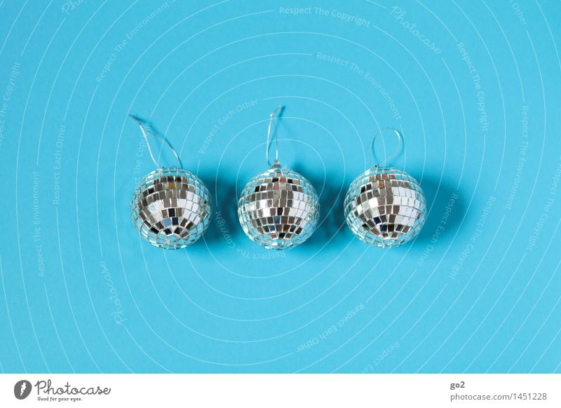 Three disco balls in one picture Lifestyle Night life Entertainment Party Event Music Club Disco Lounge Going out Feasts & Celebrations Clubbing New Year's Eve