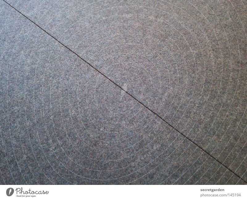 Gray Line Background picture Arrangement Empty Perspective Clean Pure String Diagonal Connection Division Material Geometry Copy Space