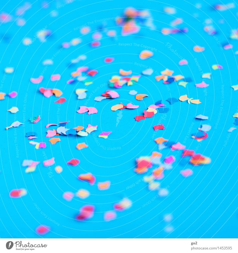 Blue Colour Joy Feasts & Celebrations Party Leisure and hobbies Decoration Birthday Happiness Esthetic Joie de vivre (Vitality) Paper Shows Event New Year's Eve Turquoise