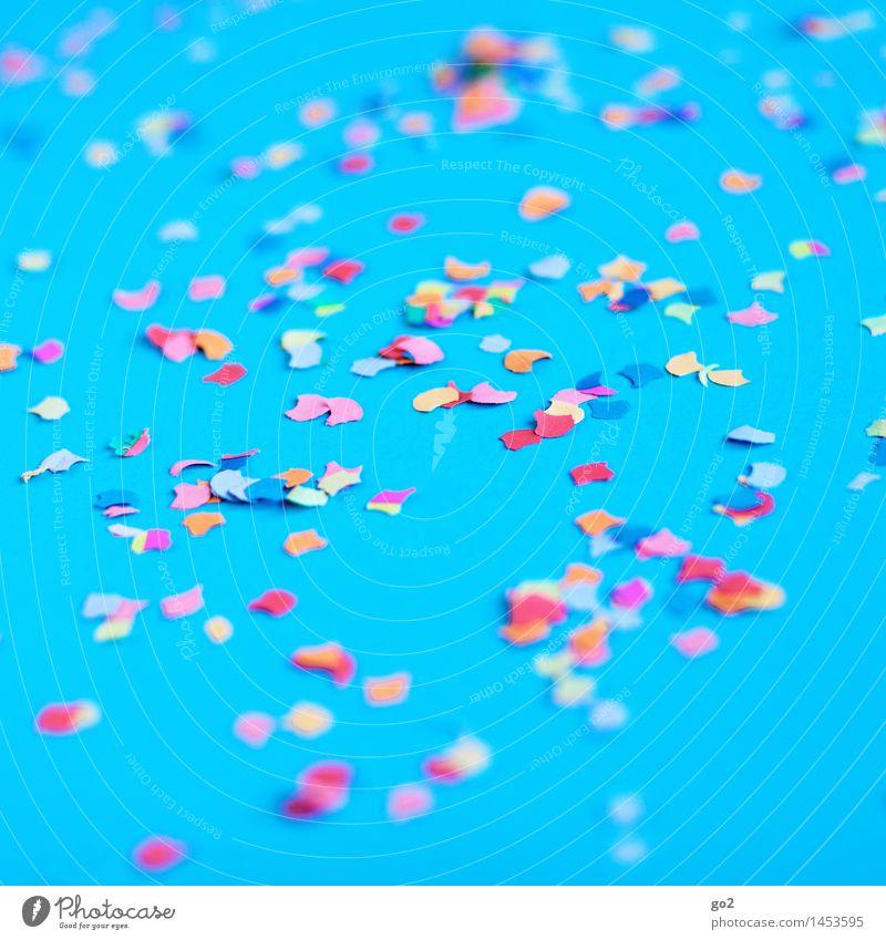 Blue Colour Joy Feasts & Celebrations Party Leisure and hobbies Decoration Birthday Happiness Esthetic Joie de vivre (Vitality) Paper Shows Event New Year's Eve