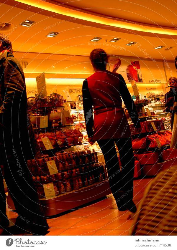 Human being Christmas & Advent Yellow Shopping Store premises Merchant Trade Douglas