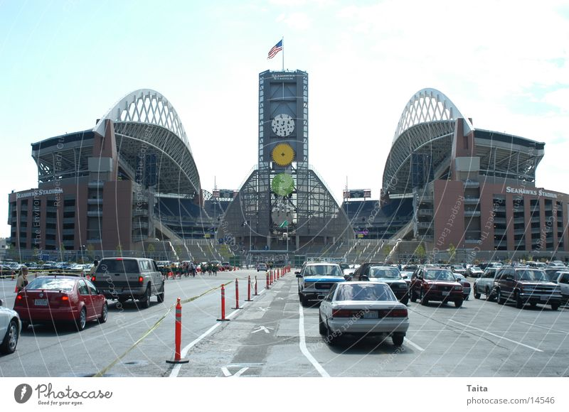 Stadium of the Seahawks Baseball Americas Seattle Architecture Arena