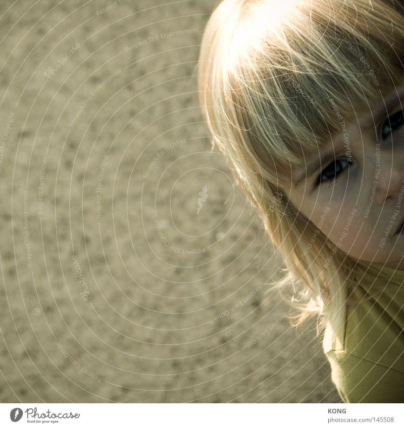 Child Eyes Anger Toddler Aggravation Half Earnest Bangs Skeptical Exasperated Eroded