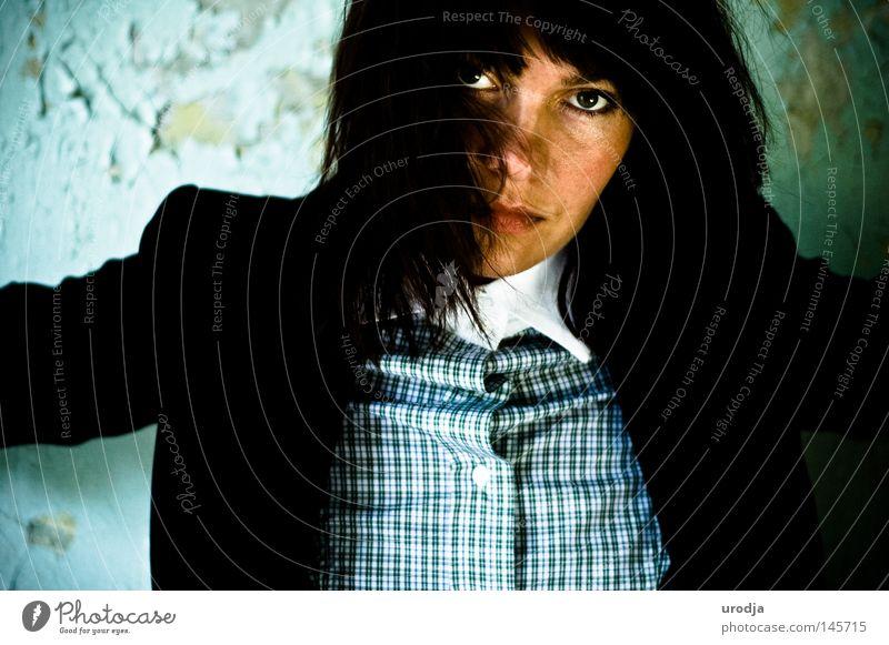 *** Woman Colour Dye Fashion Portrait photograph Russia Moscow