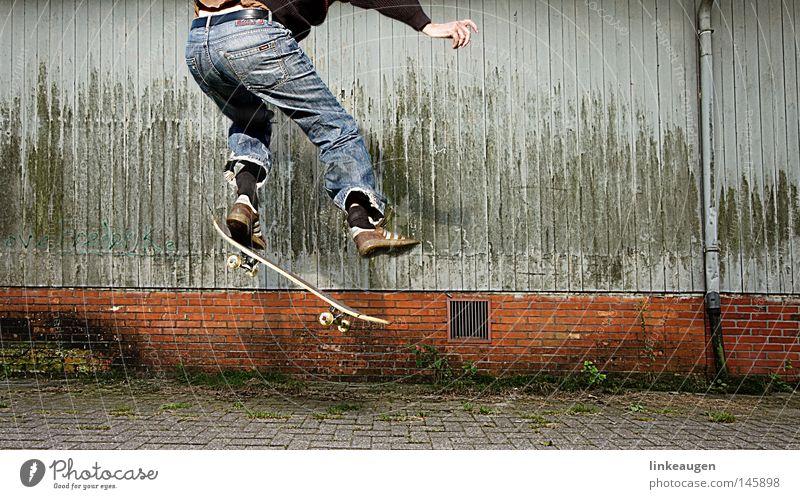 Sports Jump Action Skateboarding Funsport