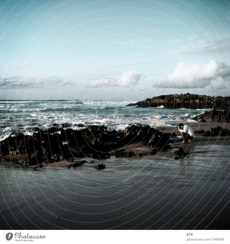 Water Ocean Beach Sand Waves Coast Rock Concentrate Photographer Surf Take a photo