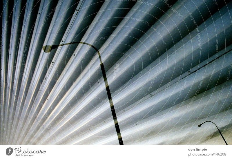 Sky Clouds Building Line 2 Room Horizon Closed Modern Hotel Analog Street lighting Double exposure Ireland Corrugated sheet iron