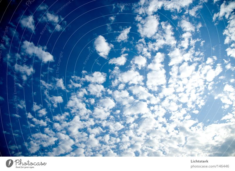 Breathe II Sky Clouds Blue Day Summer subere air ommen heaven aerial to draw breath. lut holen
