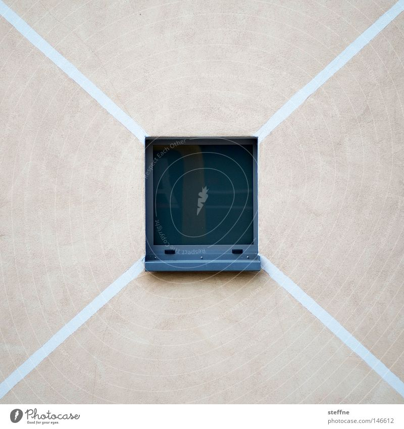 Wall (building) Window Line Geometry Graphic Few Minimal Reduce Minimalistic