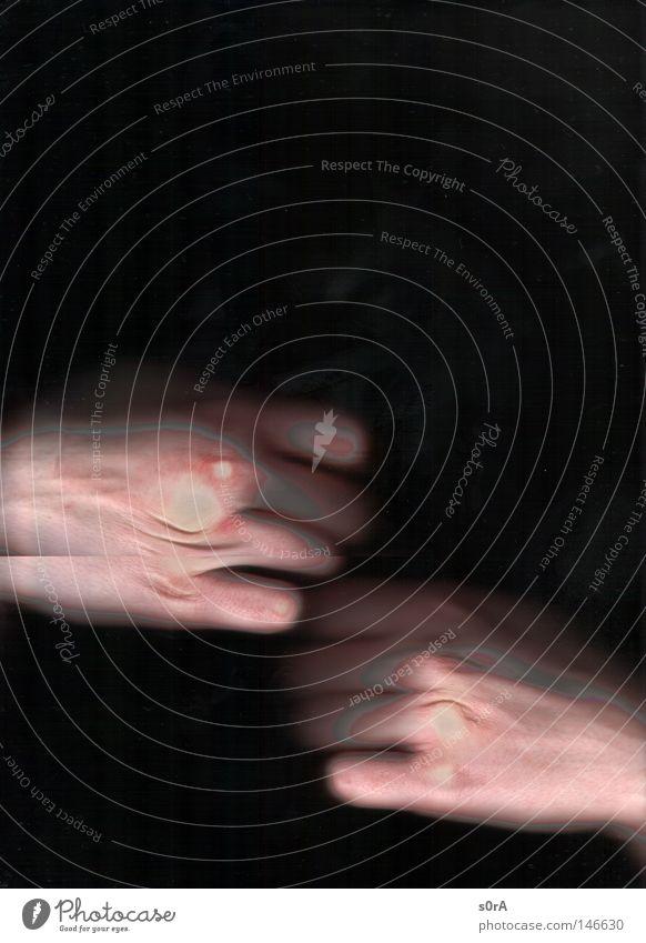 Human being Hand Black Movement Skin Fingers Esthetic Mystic Thumb Fist 10 Bend Graceful Bend Joint Fiber