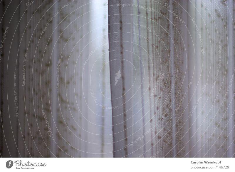 Window Fear Protection Stripe Point Drape Hang Panic Curtain Vista