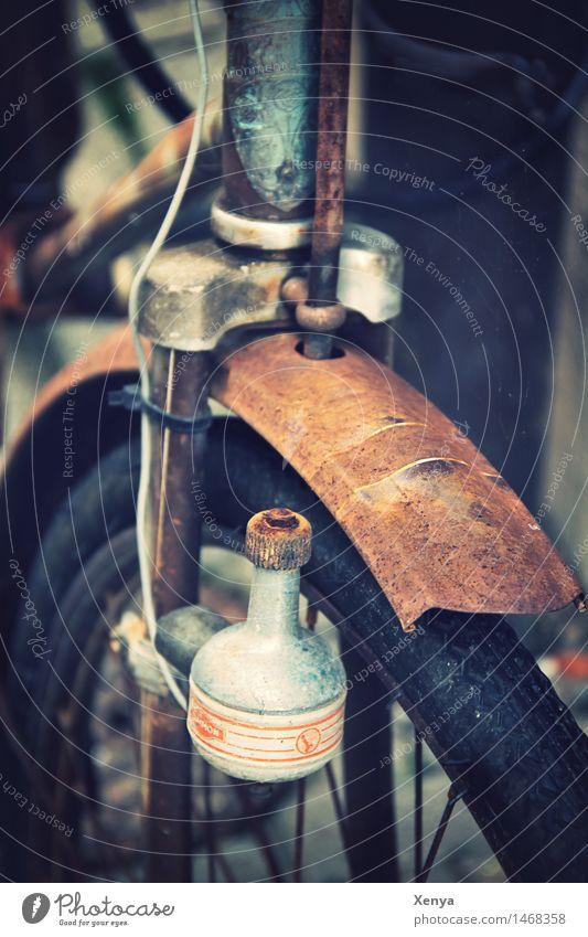 Black Brown Metal Bicycle Retro Rust Nostalgia Bicycle frame Guard Bicycle tyre