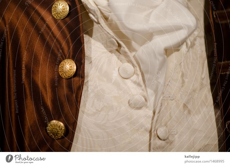 White Fashion Brown Gold Clothing Jacket Shirt Accessory Scarf Old fashioned Baroque Silk