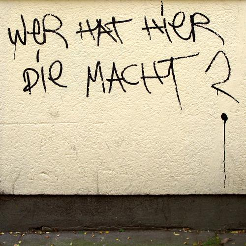 a question... Wall (barrier) Wall (building) Street Characters Graffiti Power Might Moral Politics and state Ask Text Answer Freedom of speech Question mark