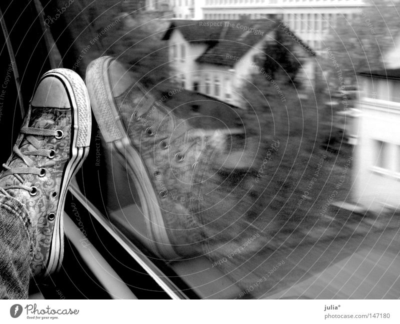Vacation & Travel Footwear Railroad Clothing Speed Travel photography Chucks Sneakers