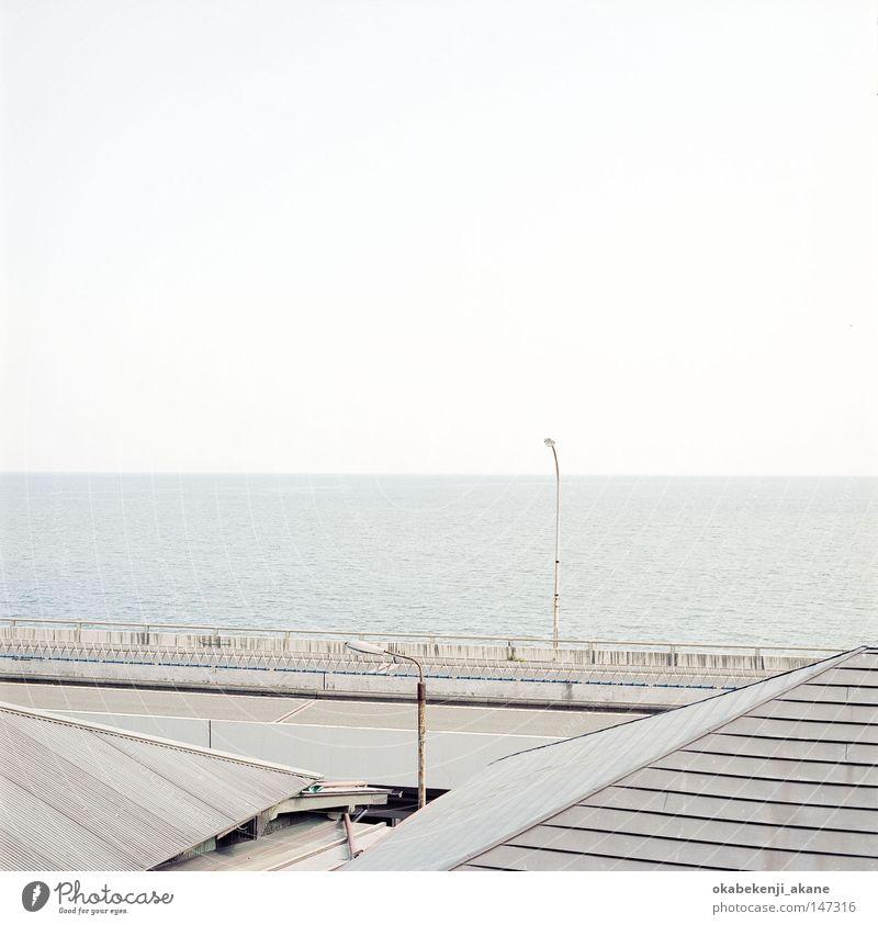 Kozu Ocean Air Orange Railroad Highway Japan Beautiful weather Street Tokyo Ambience Driveway