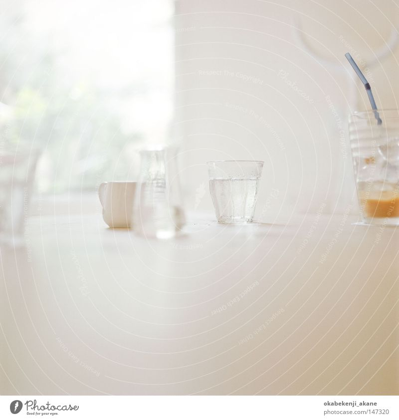 dance Café Tokyo Japan Light Light (Natural Phenomenon) Lamp Day White Cup Cup (trophy) Air Ambience lightning effect