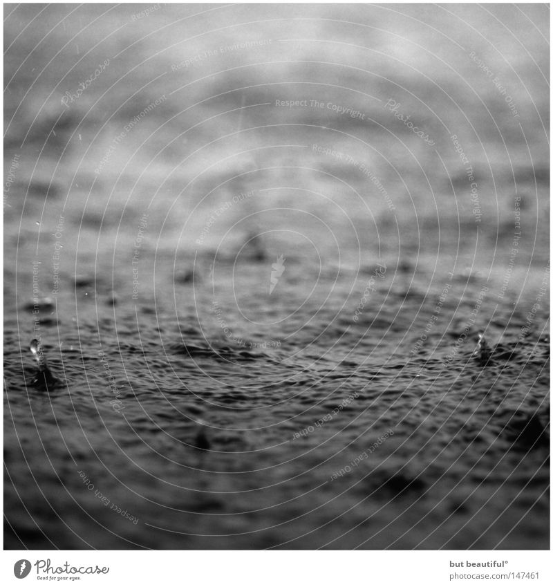 Water Ocean Loneliness Sadness Rain Moody Soul