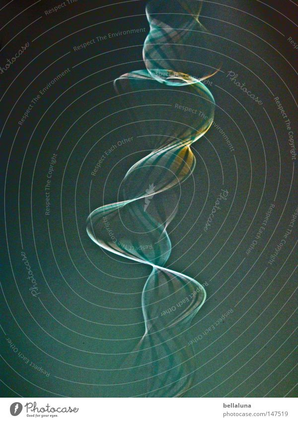 Life Movement Art Action String Spiral Swing Arts and crafts