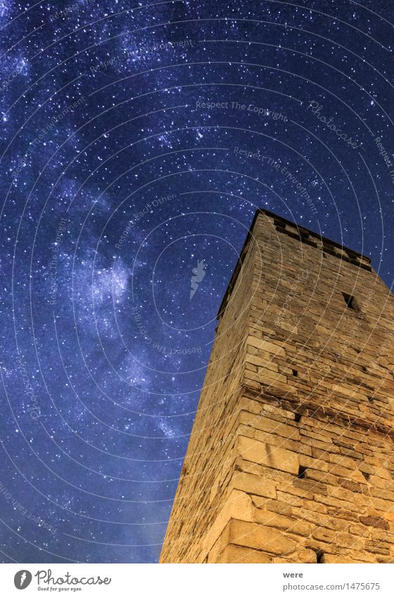 torre buccione Vacation & Travel Living or residing House (Residential Structure) Water Night sky Coast Pond Lake Observatory Building Architecture Old Romance