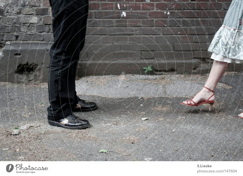 She's coming... Feet Footwear Skirt Encounter Date Relationship