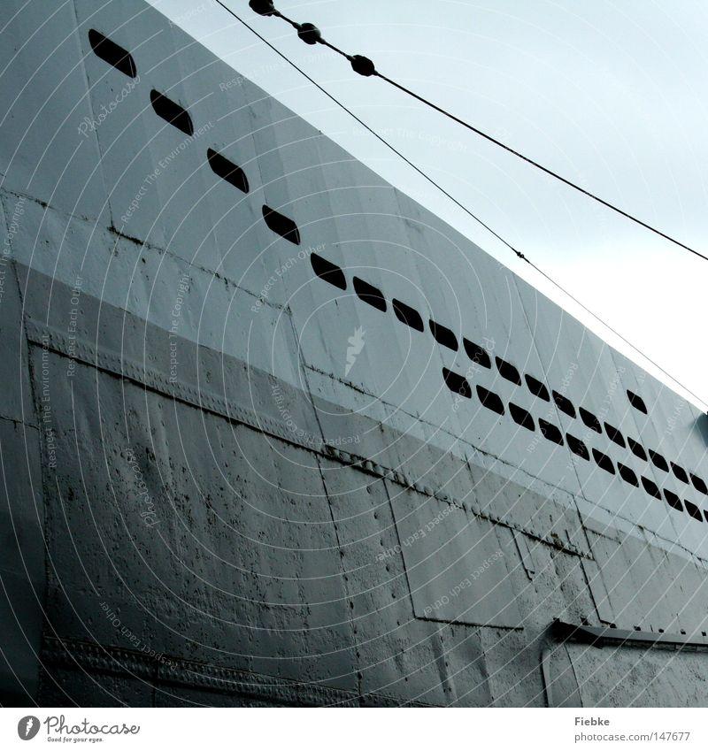 Ocean Window Gray Lake Line Watercraft Metal Rope Dangerous Technology Peace Dive Steel Navigation Geometry Iron
