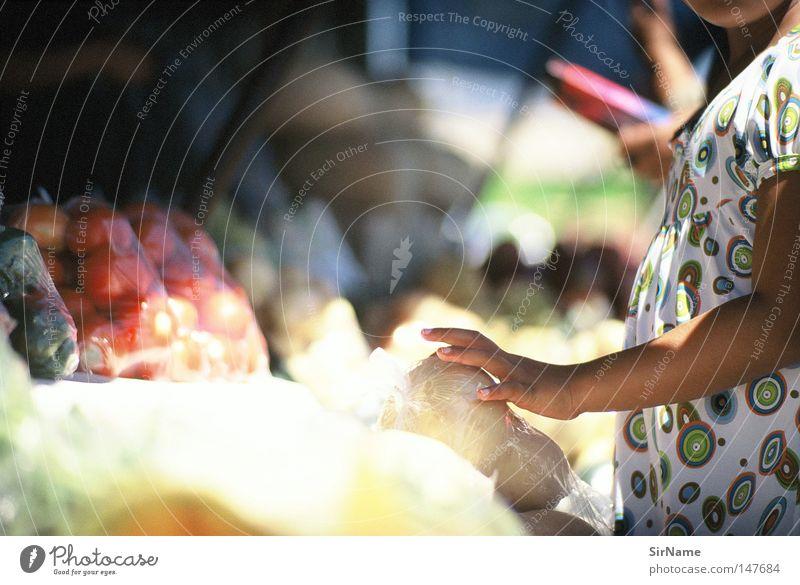 12 [street stories - fruit buyers] Vegetable Fruit Nutrition Shopping Gastronomy Select Fruit seller Vegetable market Arrange Children`s hand Africa finically