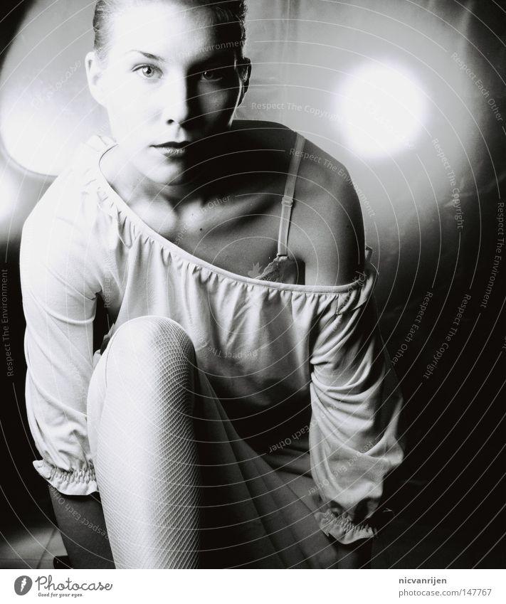Model Portrait photograph