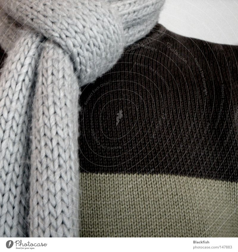 Green Winter Cold Warmth Autumn Gray Fashion Brown Rope Physics Mountaineering Sweater Heater Scarf Heating