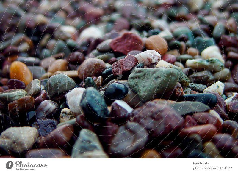Stone Glittering Macro (Extreme close-up) Pebble Minerals
