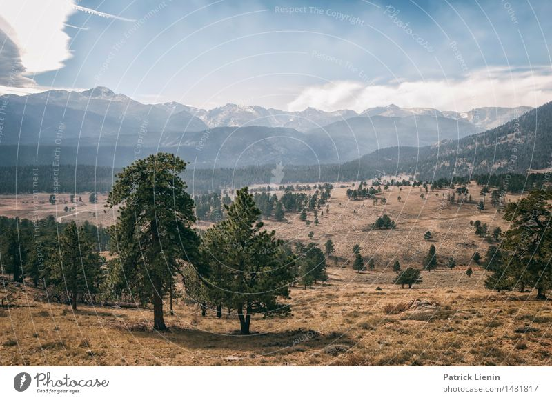Rocky Mountains National Park Wellness Harmonious Well-being Contentment Vacation & Travel Adventure Far-off places Freedom Expedition Camping Sun Hiking