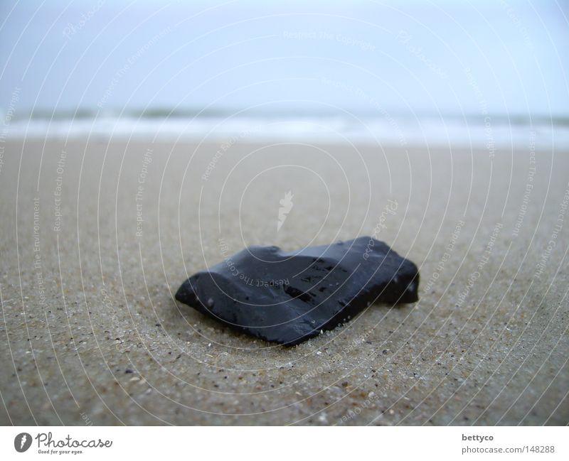Sky Ocean Beach Vacation & Travel Stone Sand Coast Germany Earth Island Wangerooge