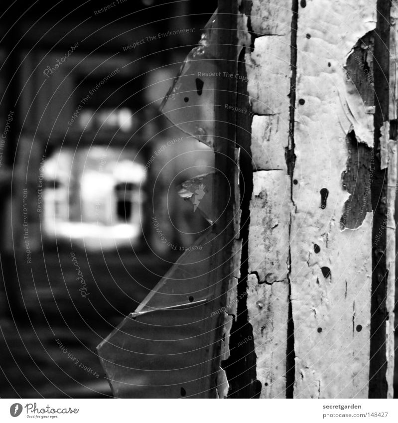 Old White Loneliness Black Dark Window Cold Autumn Wood Architecture Sadness Air Bright Line Work and employment Room