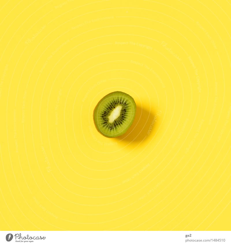 vitamin C Food Fruit Kiwifruit Nutrition Organic produce Vegetarian diet Diet Fasting Healthy Eating Life Esthetic Simple Fresh Delicious Juicy Yellow Green