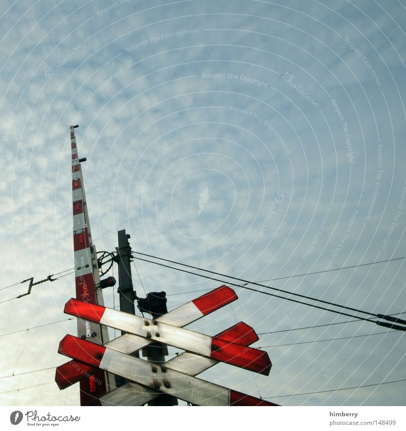 Line Power Signs and labeling Energy Railroad Electricity Dangerous Threat Signage Underground Warning label Transmission lines Crossroads Road junction Commuter trains Overhead line