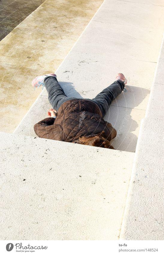 Calm Relaxation Lie Sleep Break Concentrate Fatigue Oversleep