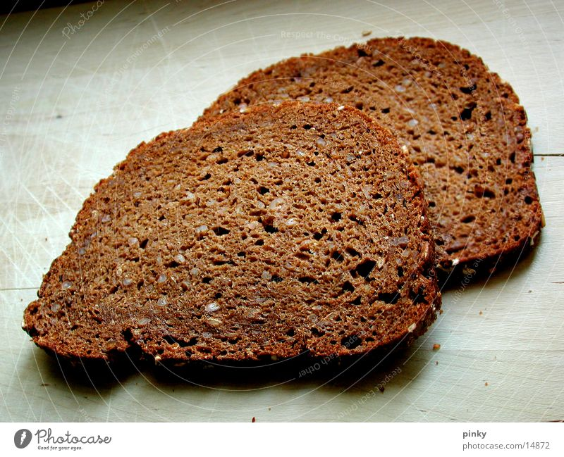 Bread instead of firecrackers Black bread Sandwich Food Healthy Haircut Command Window pane Appetite Nutrition