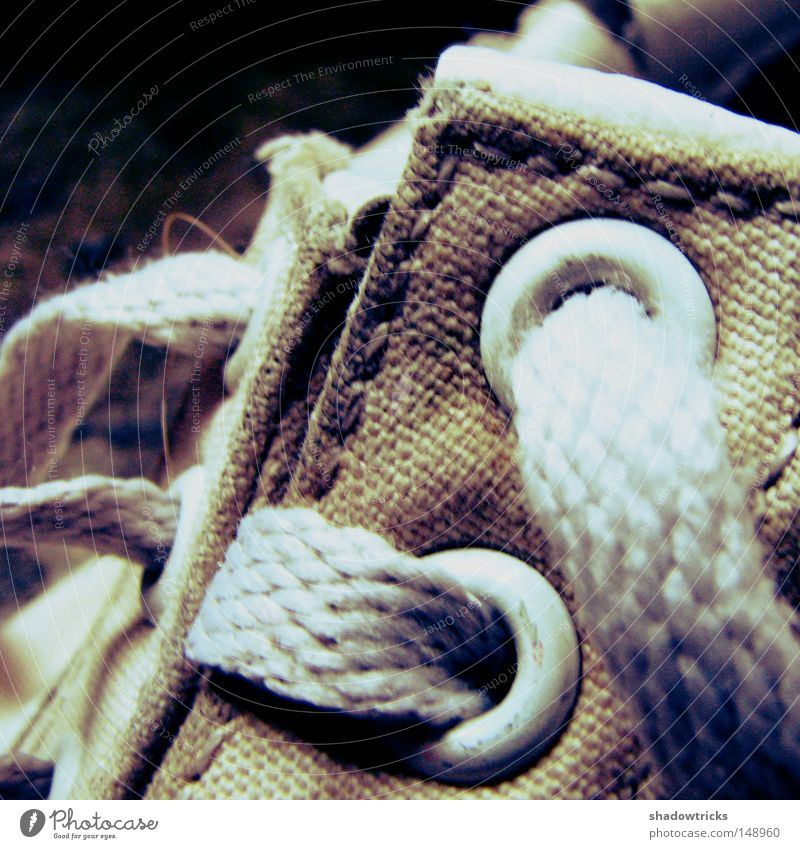 Shoe-Romatic 1/4 Footwear Clothing Going Sneakers Textiles Blur Nature Shoelace Black Cyan Dark Instant messaging Second-hand Macro (Extreme close-up) Close-up