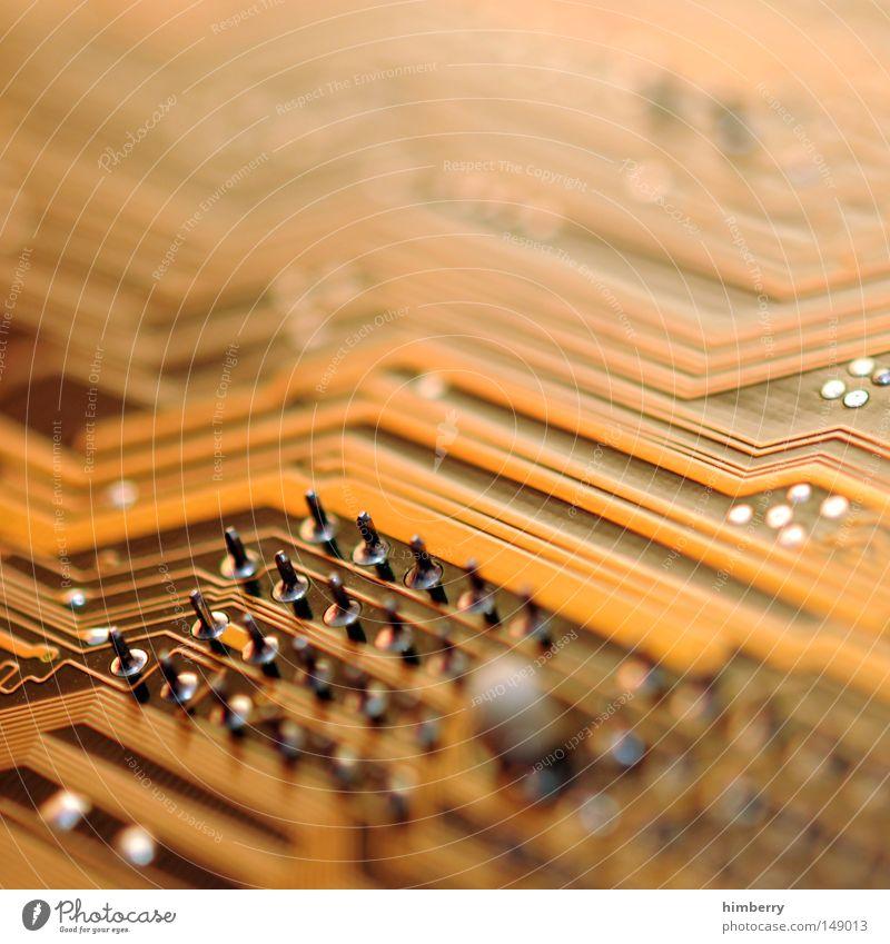 Electronics Computer Power Broken Cable Technology Desk Connection Technique photograph Information Technology Wire Transmission lines Connect Macro (Extreme close-up) Electronic Connection
