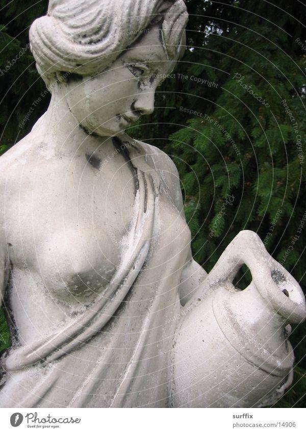 Woman Human being Garden