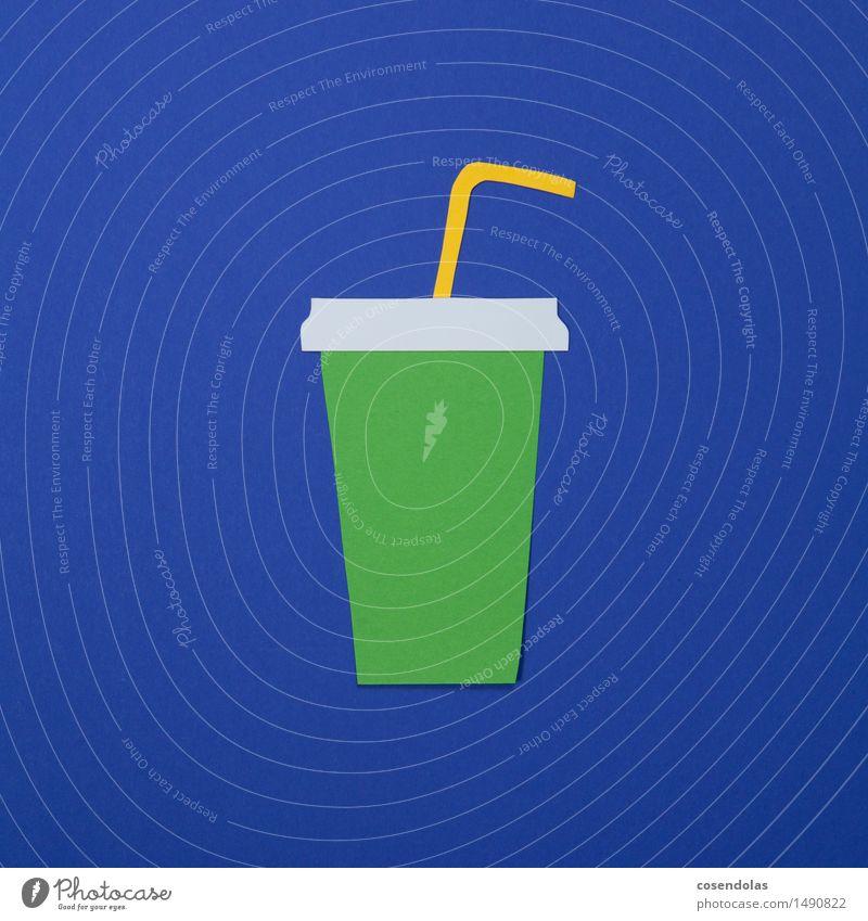 soft drink Food Nutrition Eating Fast food Beverage Cold drink Lemonade Fitness Sports Training Diet Cheap Blue Green paperboard Multicoloured Deserted