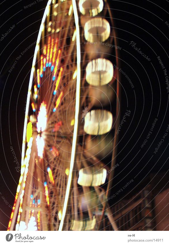 Ferris wheel Leisure and hobbies Fairs & Carnivals Christmas Fair Human being