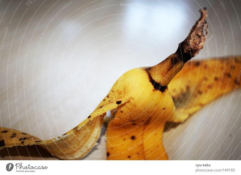 banana Banana Yellow Patch Brown Nutrition Sheath Fruit