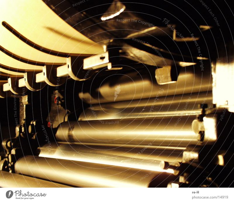 printer rollers Printing technology Electrical equipment Technology