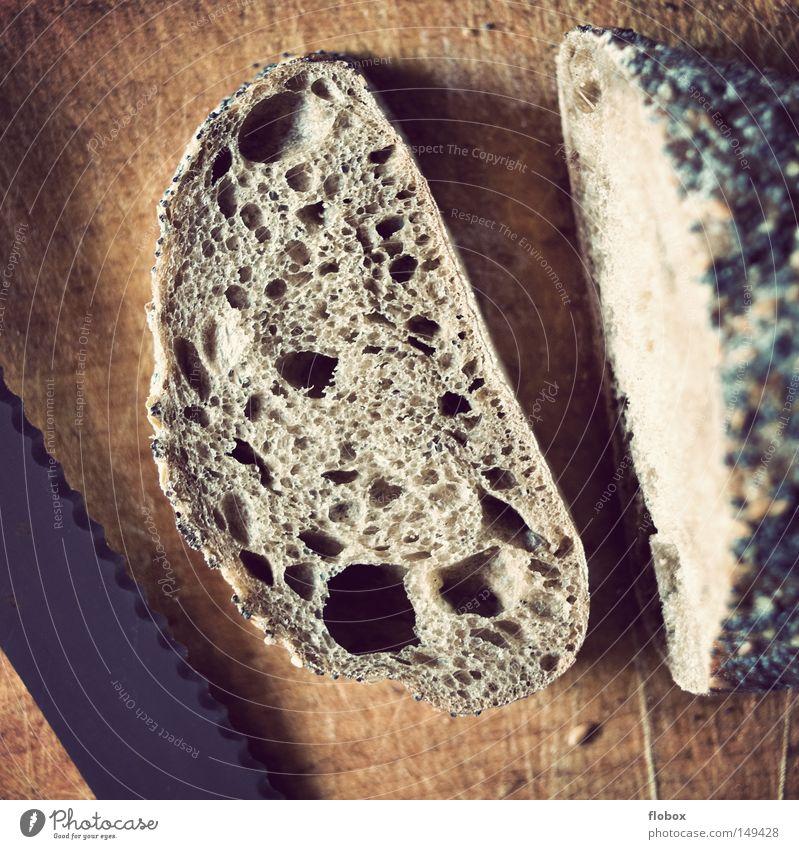 Wood Healthy Food Fresh Nutrition Soft Gastronomy Grain Poppy Breakfast Delicious Bread Hollow Organic produce Ecological