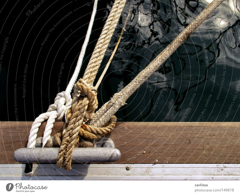 Water Ocean Beach Black Dark Watercraft Coast Rope Force Safety Harbour Trust Firm Discover Connection Weight