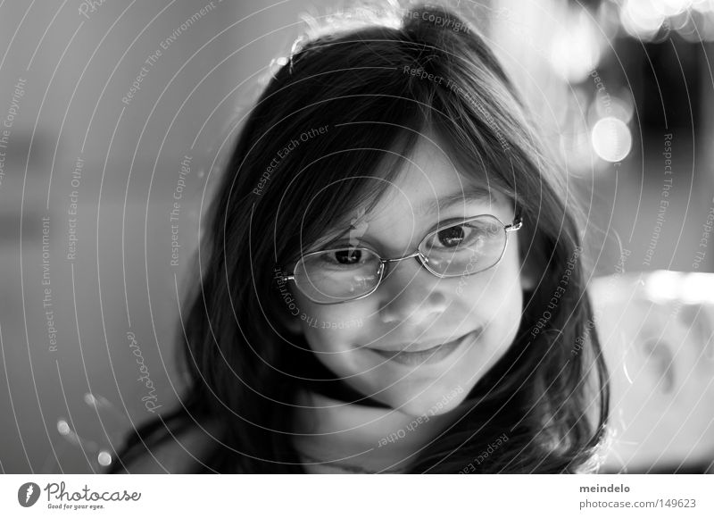 grown kids? Child Black Eyeglasses Laughter Woman wise