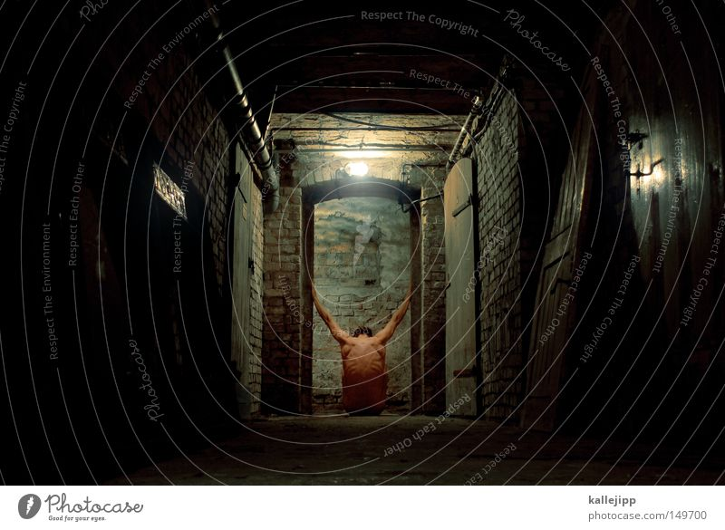 Human being Man Death Dark Cold Naked Religion and faith Wall (barrier) Sadness Room Body Dirty Sit Skin Might Brick