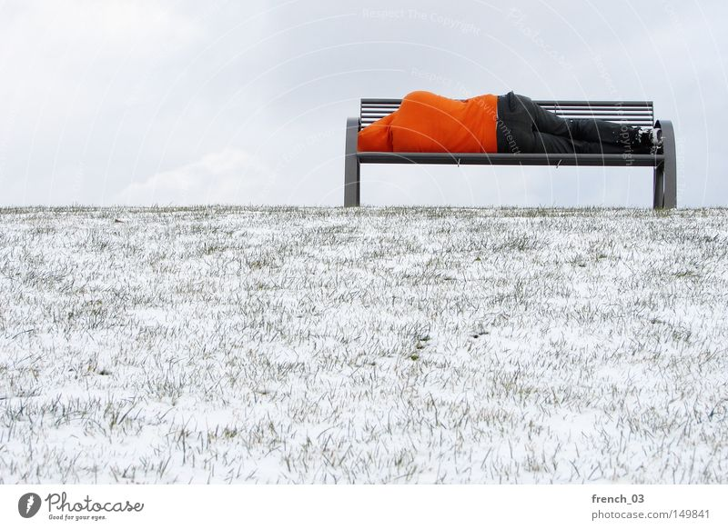 financial crisis II Green Loneliness Calm Winter Dark Cold Sadness Meadow Snow Autumn Grass Freedom Legs Feet Line Lie
