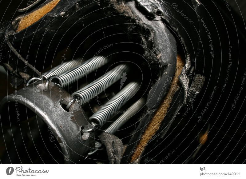 Machinery Metal coil Section of image Impulsion